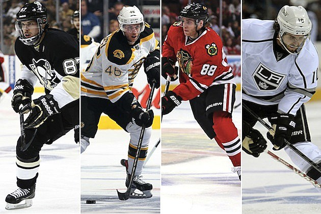 2013 NHL Playoffs Conference Finals