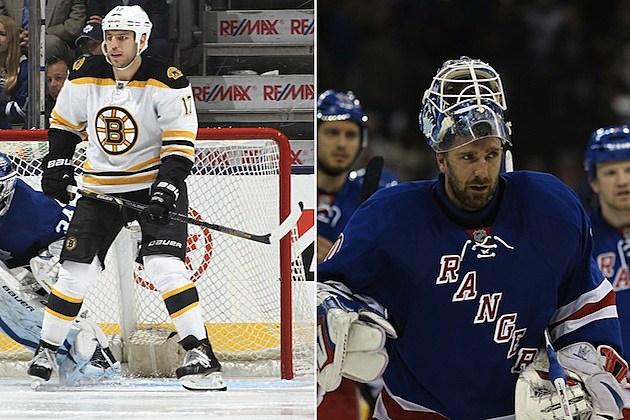 Bruins Rangers