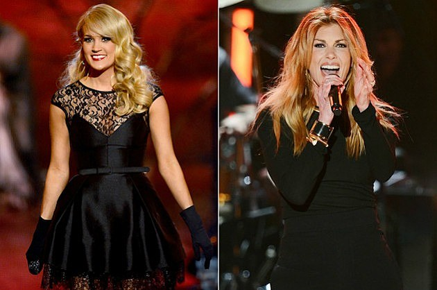 Carrie Underwood - Faith Hill SNF