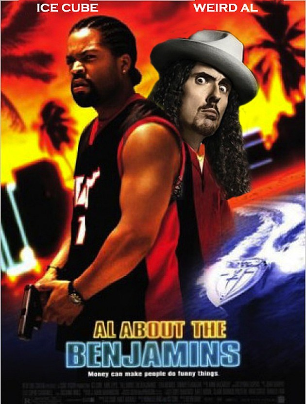 Weird Al Movie Poster 2