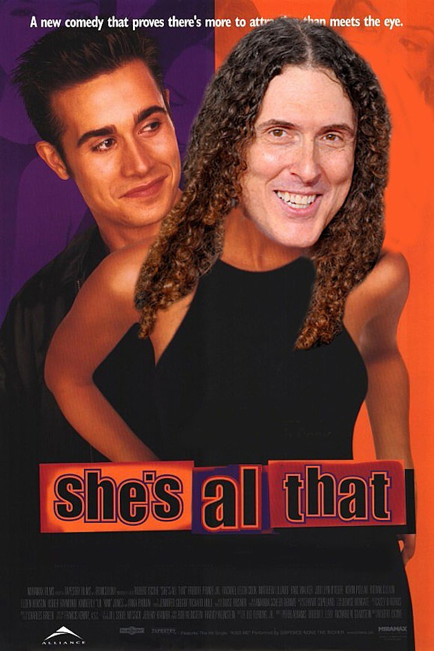 Weird Al Movie Poster 4