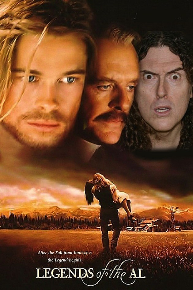 Weird Al Movie Poster 5
