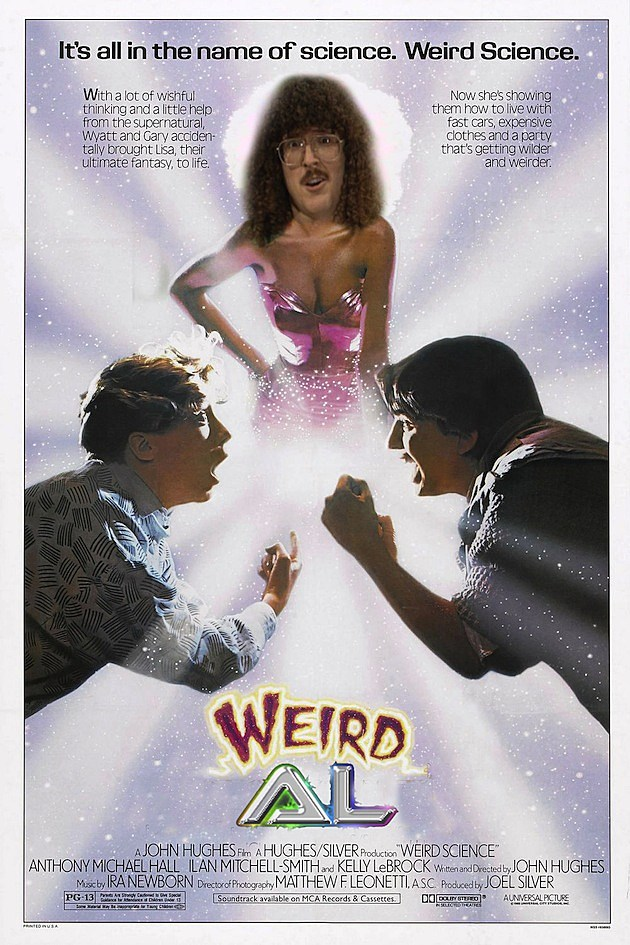 Weird Al Movie Poster 6