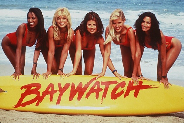 The Girls Of Baywatch Now