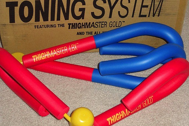 Thigh Master Box