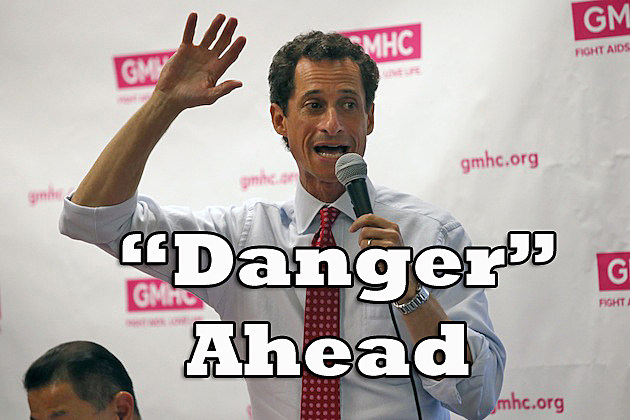 Anthony Wiener Carlos Danger