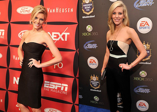 Charissa Thompson Collage