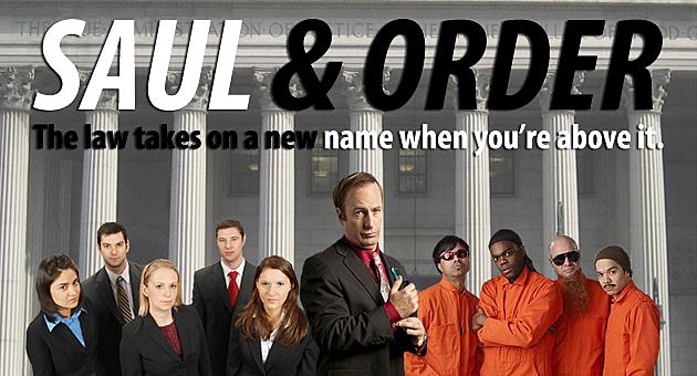 Saul & Order