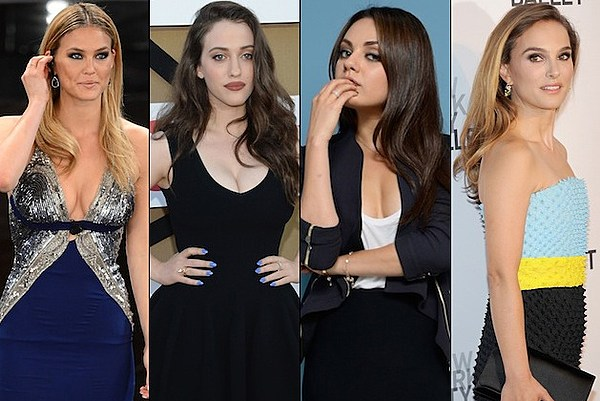 Who's the Hottest Jewish Female Celebrity?