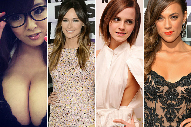 100 Hottest Women of 2014