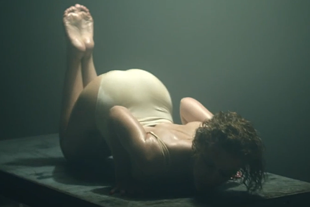 Kylie Minogue Sexercize video