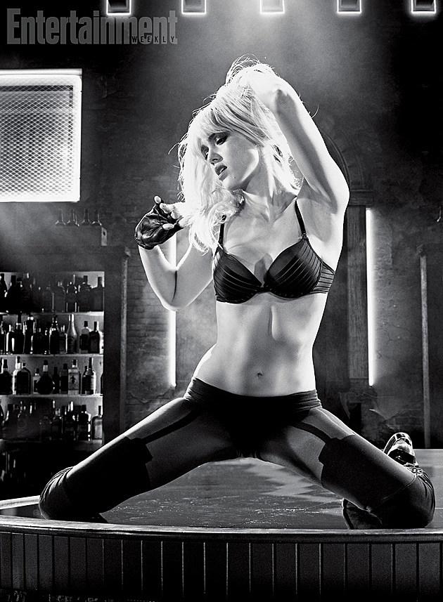 'Sin City 2' Jessica Alba