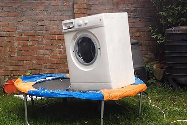 washing machine brick